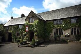 Second Head Chef at The Oxenham Arms South Zeal Devon 20 mins from Exeter.
