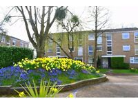 GOOD SIZE ONE BEDROOM FLAT ON A POPULAR RESIDENTIAL DEVELOPMENT OPPOSITE TO BUSHY PARK