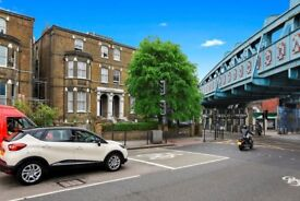 NEWLY_REFURBISHED 2 DOUBLE BEDROOM GARDEN FLAT SECONDS AWAY FROM KILBURN TUBE STATION!