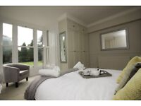 One, two and three bedroom short stay apartment/houses in Derbyshire Fully serviced including Bills