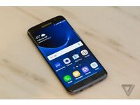 samsung galaxy s 7 black brand new in the box 32g