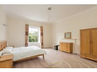 Spacious 2 Bedroom fully furnished Flat for Rent in Edinburgh City Centre, Royal Circus.