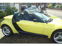 2005/05 SMART ROADSTER CONVERTIBLE 700cc SEMI AUTOMATIC