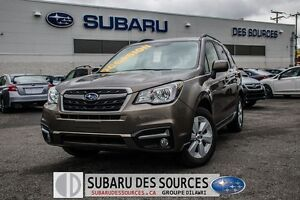 2017 Subaru Forester 2.5i Convenience CVT $182.56 / 2 Semaines