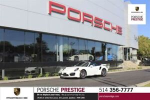 2015 Porsche 911 Turbo Cabriolet Pre-owned vehicle 2015 Porsche