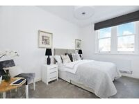 Brand new two double bedroom first floor apartment located on Church Rise