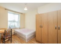 four bed flat no living room Available now E3 close to Bow Road station call Robert 02037731221