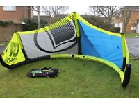 Liquid Force 2014 7m Envy Kite complete with Bar and lines.