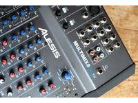 Alesis Multimixx8 usbFX Mixer