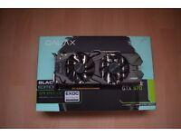 Galax Geforce GTX 970 EXOC 4GB DDR5 BLACK EDITION PCI-E 3.0 2xDVI HDMI DP 1.2 DX12 G-SYNC
