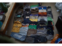 Bundle of boys clothes , 4-5 years