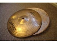 """Zildjian 14"""" High Hat Cymbals"""