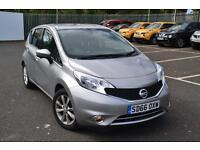 Nissan Note TEKNA DCI (silver) 2016-09-30