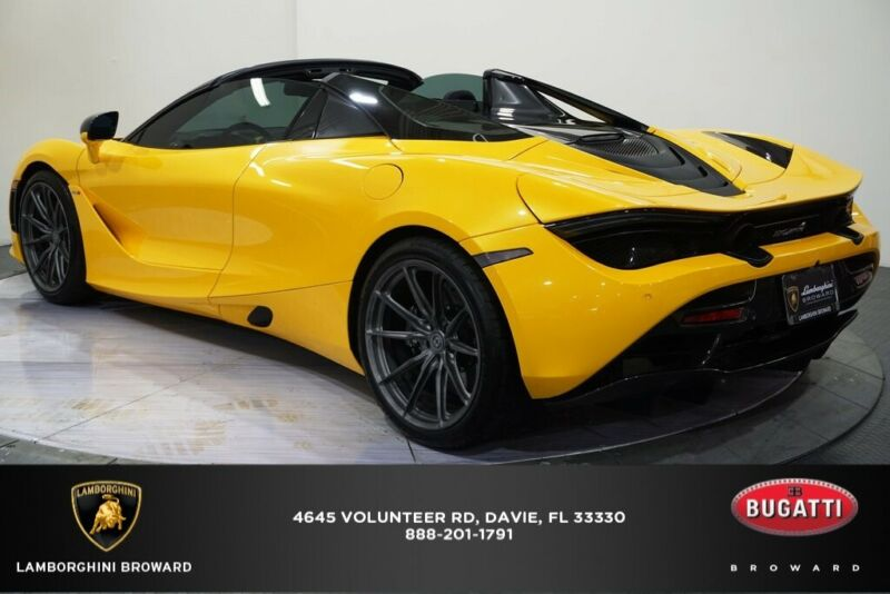 Image 4 Voiture American used McLaren  2020