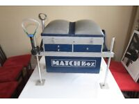 MATCH BOX Seat Box Excellent Condition