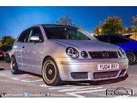Volkswagen polo 1.4 modified low miles