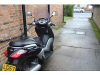 Yamaha X-city very low mileage
