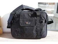 Lowepro Omni Trekker Convertible camera backpack shoulder bag