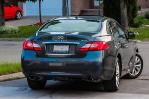 Infiniti M37X luxury 2011 (safety) fully loaded