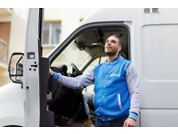 Instant Man-with-a-van service with a team across London