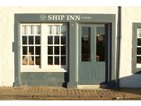 Experienced kitchen porters required for busy, iconic pub in Elie - Full and Part time