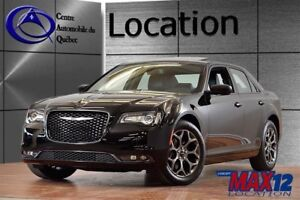 2018 Chrysler 300 S AWD CUIR TOIT PANO NAV LOCATION