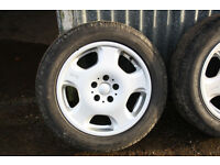 "17"" OZ Wheels. To fit Lexus, Toyota, Mazda, Nissan etc."
