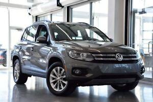 2013 Volkswagen Tiguan Comfortline / TOIT / BLUETOOTH / 4MOTION