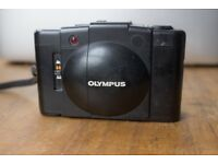 Olympus XA2 - Point and Shoot Camera - 35mm - 1:3.5 f=35mm lens
