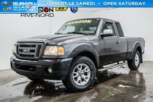 2009 Ford Ranger FX4/Off-Road- 8 ROUES 8 PNEUS/// Garantie 1 AN
