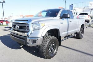 2014 TOYOTA TUNDRA 4X4 DOUBLE CAB SR5 LIFT KIT 5.7 V8 4X4