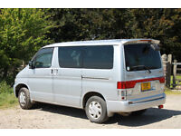 2002 2ltr petrol mazda bongo friendly in excellent condition
