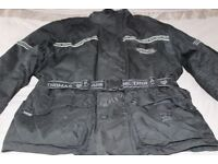 Frank Thomas Gore-Tex Motorcycle Jacket ( M ) & Trousers ( S )