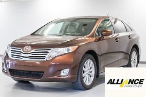 2012 Toyota Venza AWD GARANTIE D'UN AN INCLUSE !