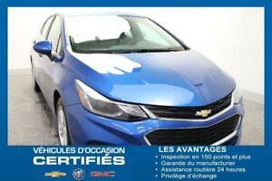 2017 Chevrolet Cruze LT DEM.A.DIST+CAM.REC+SIE.CHAUF