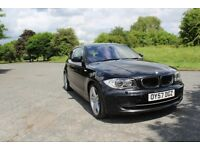 BMW 1 Series 120d - Brown Heated Leather - Long MOT - HPI Clear