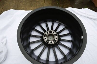 "MERCEDES BENZ C63 AMG 19"" GENUINE WHEEL FRONT ALLOY for sale  Dewsbury"