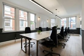 Shoreditch EC2A - Rivington Street - 15 Person Private Office - Newly refurbished - Flexible Terms