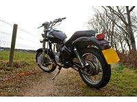 Gilera Cougar 125cc Motorbike For Quick Sale