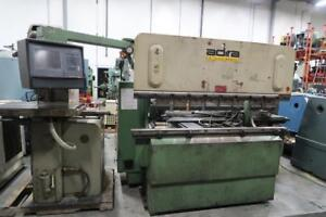 ADIRA 70-ton 5-Axis CNC Upacting Hydraulic Press Brake
