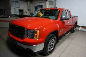 2012 GMC SIERRA 1500 4WD EXTENDED CAB NEVADA COUVRE BOITE 4X4