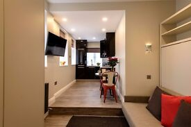 Brand new studio all bills included in West Hampstead (113 21)