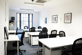 Overlook the busy High Street on the Strand! Seat up to 14 Desk Spaces on the private floor!