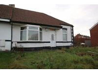 Recently renovated two bedroom bungalow on Sunderland Road, Gateshead