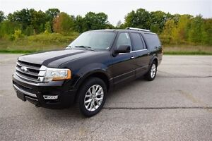 2017 Ford Expedition Max Limited 4X4 SONY BRANDED AUDIO
