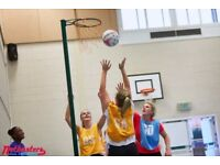 Brand New Netball League in Putney! Players Wanted!