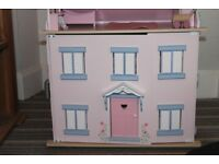 High Quality Doll's House with furniture