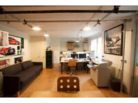 Photographers studio share or desk spaces available in Kennington SE17