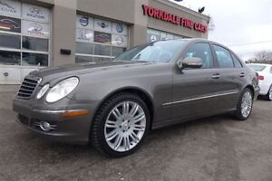 2007 Mercedes-Benz E-Class 4MATIC, Leather, Sunroof
