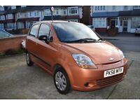 Chevrolet Matiz 0.8 SE 5dr FULL AUTOMATIC, LOW MILEAGE